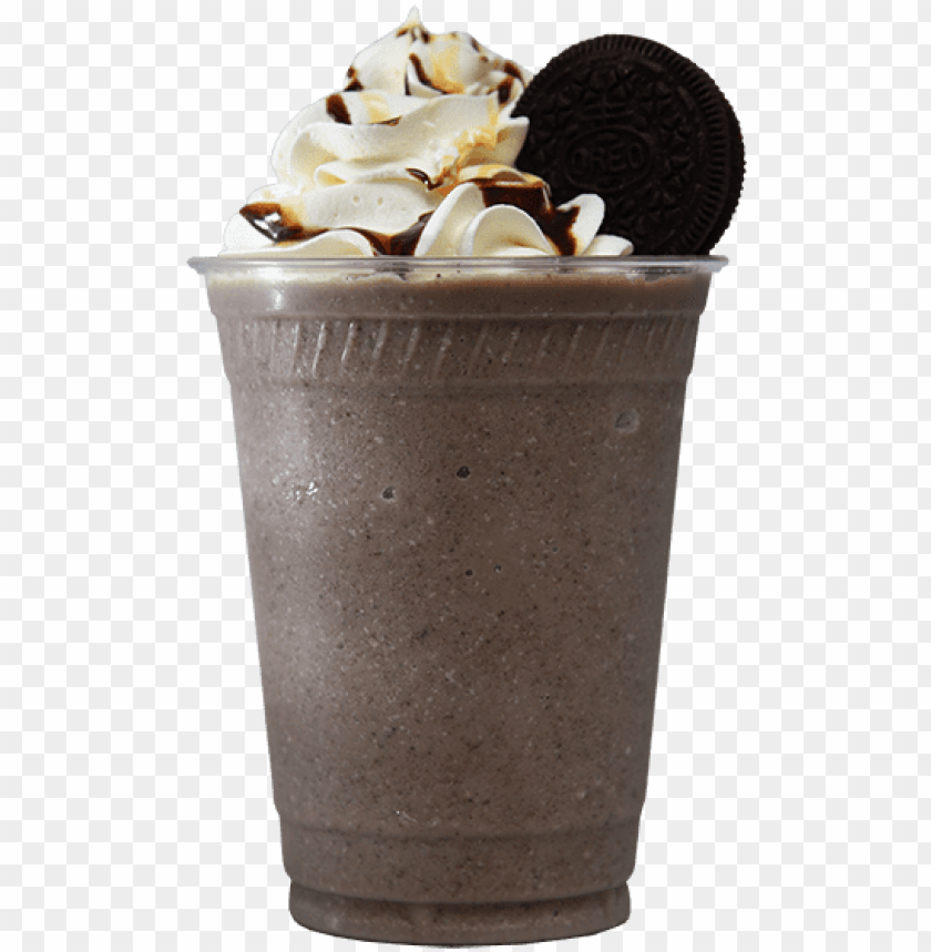free PNG frappe de oreo png - frappe oreo PNG image with transparent background PNG images transparent