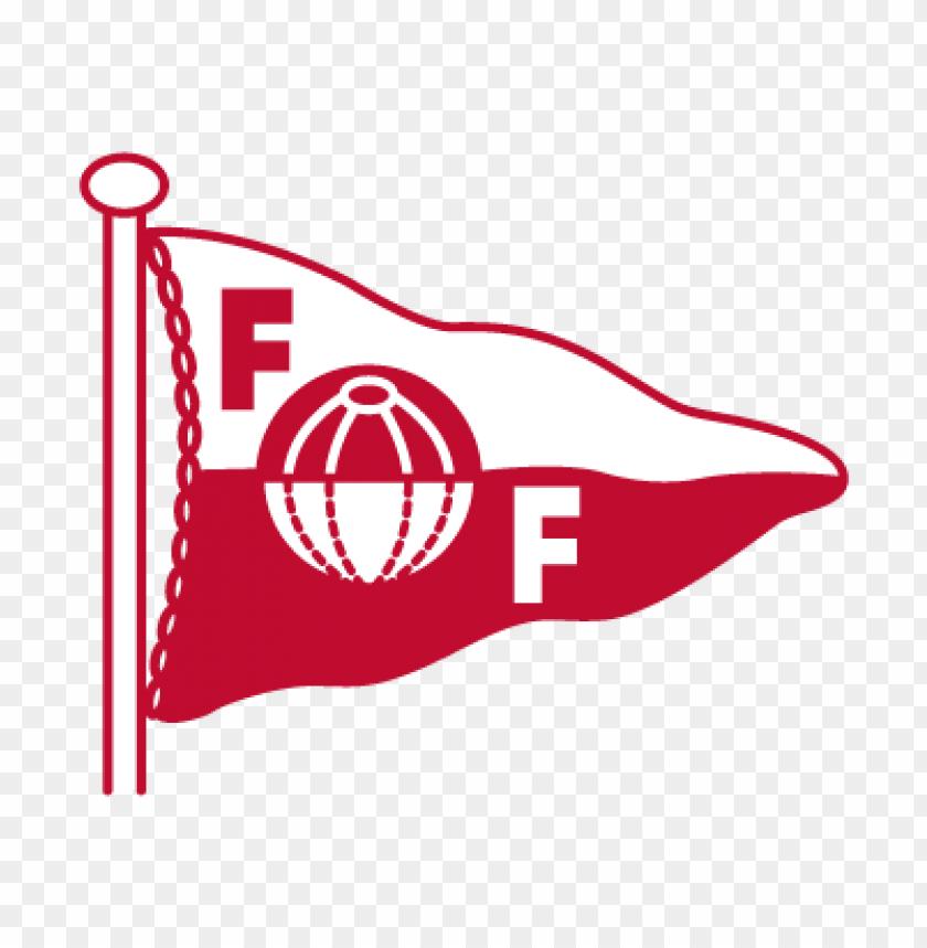 free PNG fredrikstad fk (1903) vector logo PNG images transparent