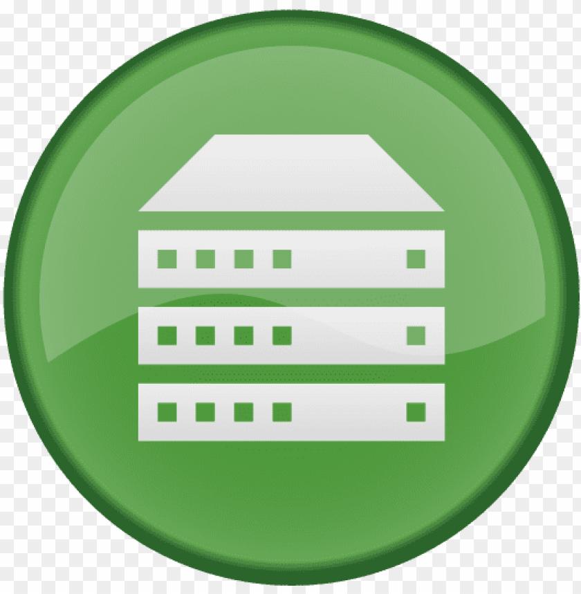 free PNG free application server icon  - web server green icon png - Free PNG Images PNG images transparent