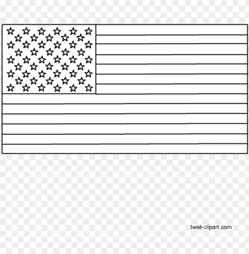free PNG free black and white american flag clip art image - black and white forth of july clipart PNG image with transparent background PNG images transparent