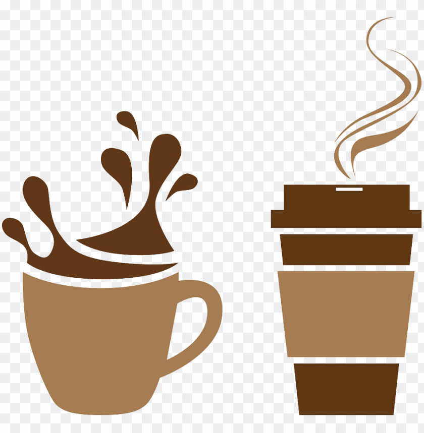 Free Cup Clipart Library Download Huge Clip Art Coffee Cup Png Image With Transparent Background Toppng