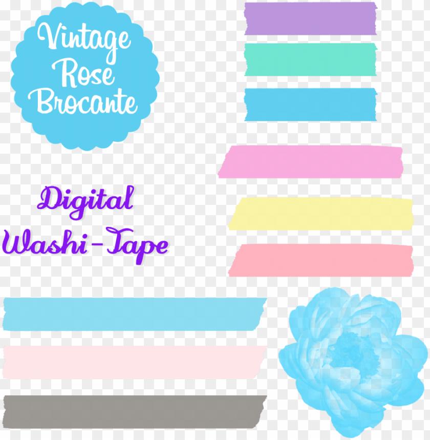 free PNG free digital washi tape - digital washi pastel washi tape PNG image with transparent background PNG images transparent