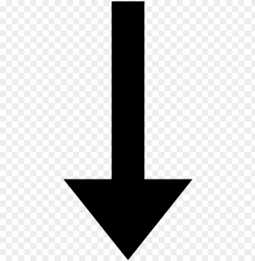 free PNG free down arrow icon  vector - small black arrow icon png - Free PNG Images PNG images transparent