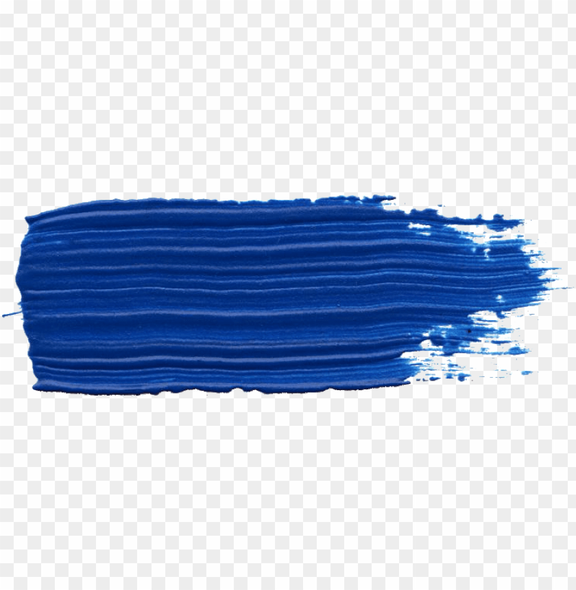 Free Download Blue Paint Stroke Png Image With Transparent Background Toppng