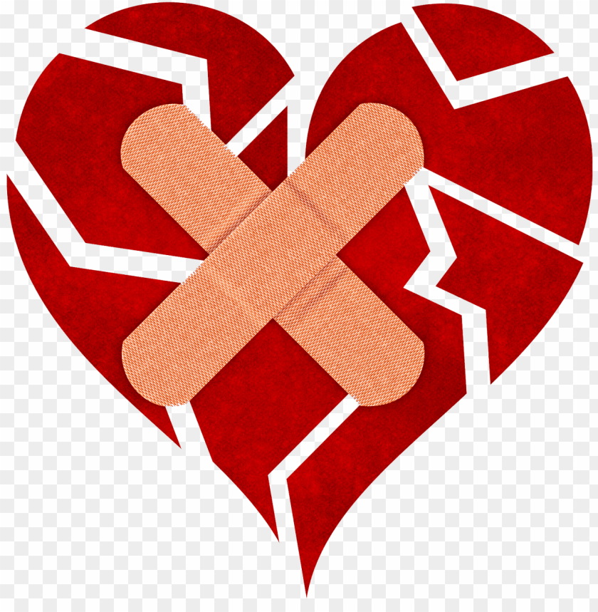 free PNG free download of broken heart icon clipart - broken love heart PNG image with transparent background PNG images transparent