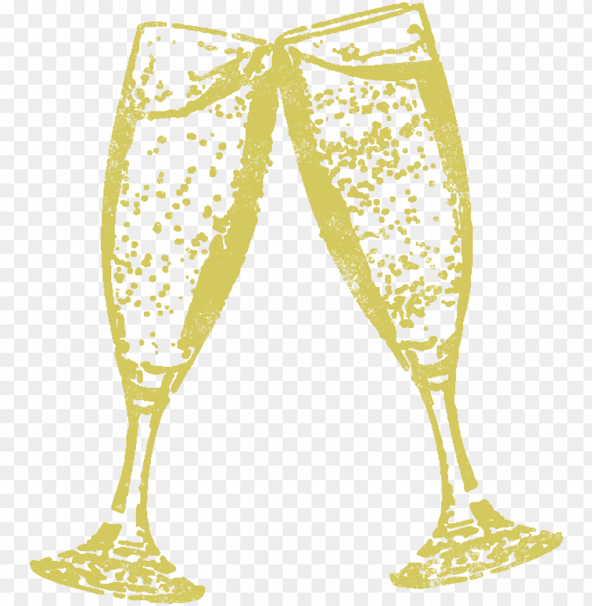 free PNG free download party wine glass png clipart champagne - シャンパン イラスト フリー 素材 PNG image with transparent background PNG images transparent