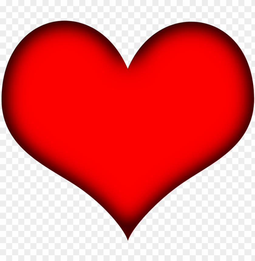 free PNG free download stylish 3d valentine heart png red color - heart PNG image with transparent background PNG images transparent