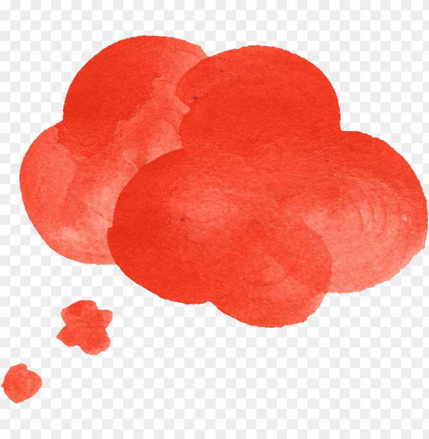 free PNG free download - watercolour speech bubble PNG image with transparent background PNG images transparent