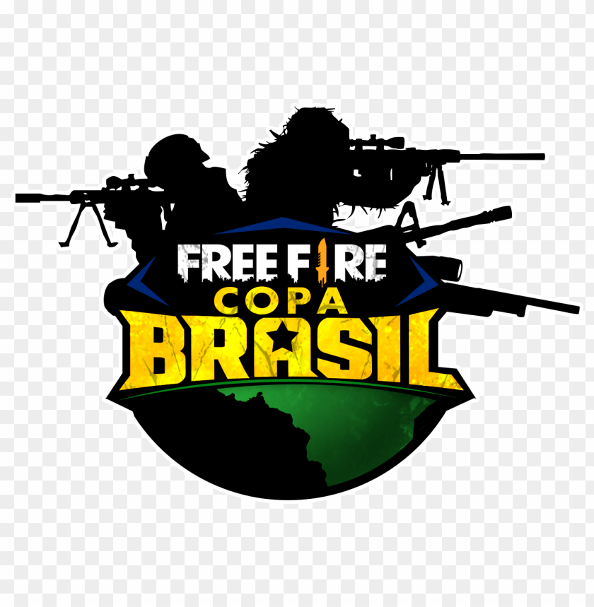 Free Fire Png Logo Copa Do Brasil Png Image With Transparent