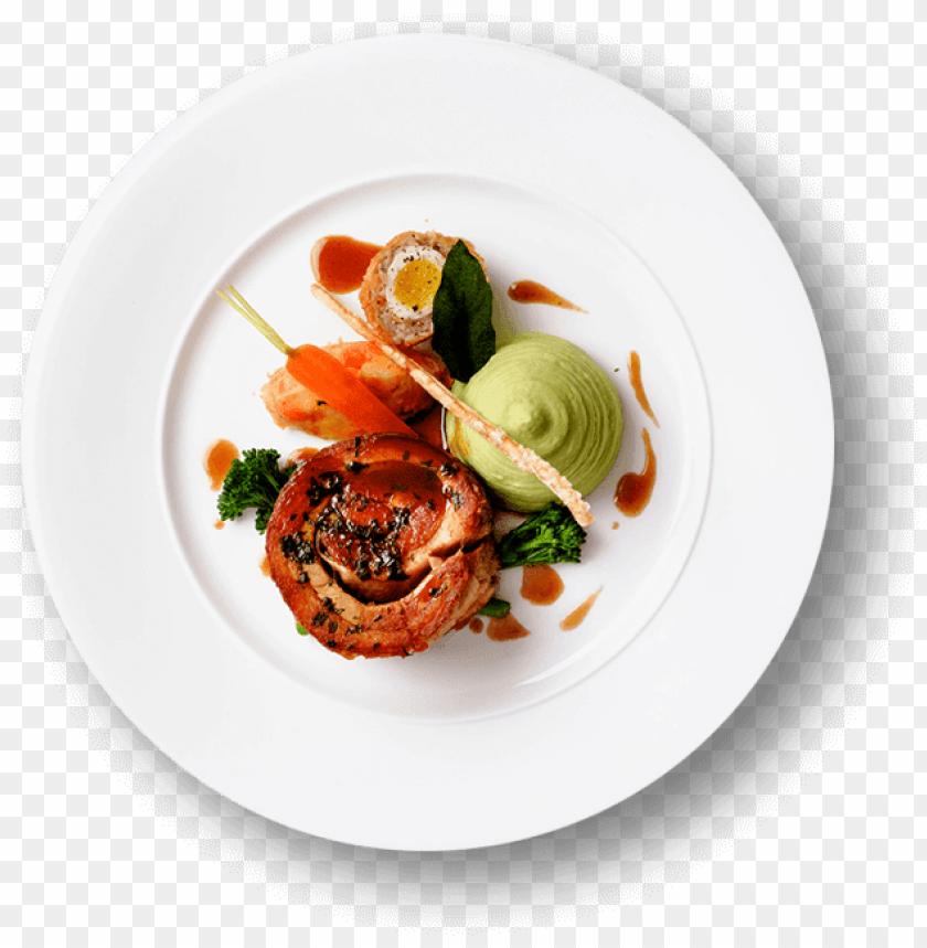 free PNG free food plate png - food plate above PNG image with transparent background PNG images transparent