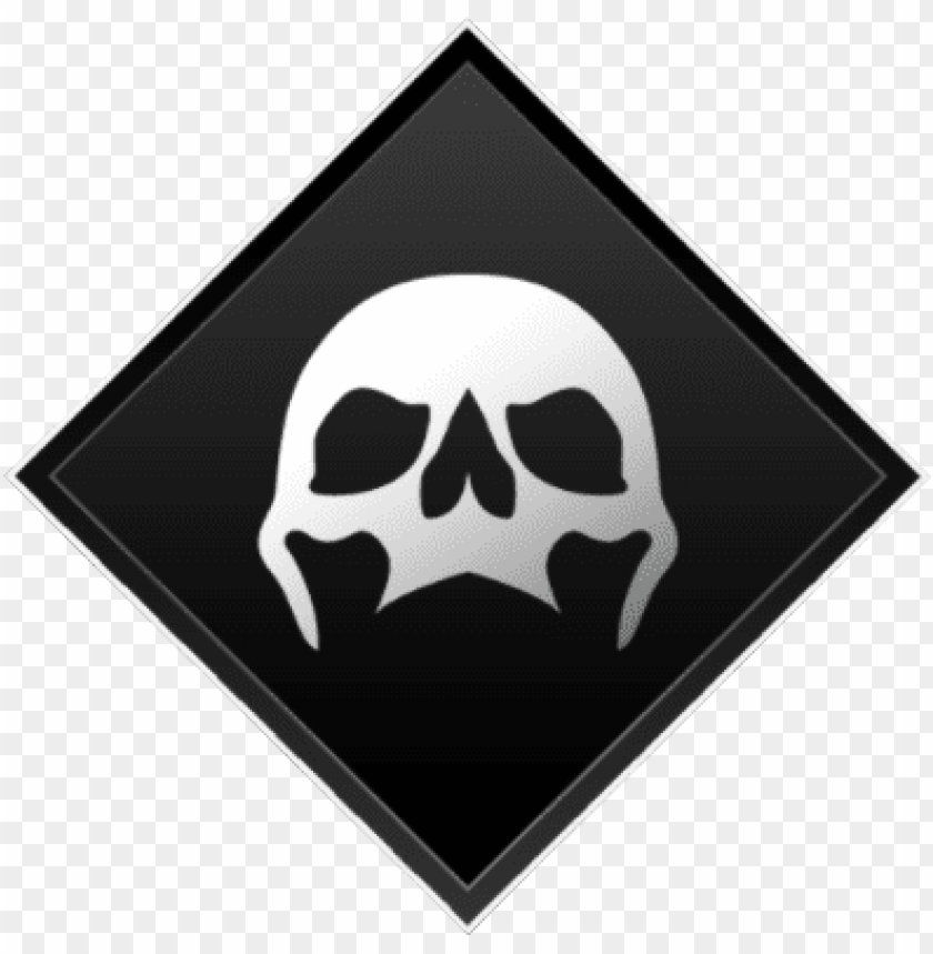 Free For All Icon Iw Call Of Duty Skull Ico Png Image With Transparent Background Toppng
