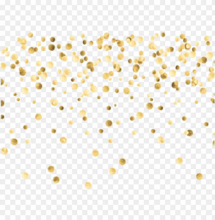 free PNG free gold confetti transparent background vector - 1200 x 300 banner PNG image with transparent background PNG images transparent