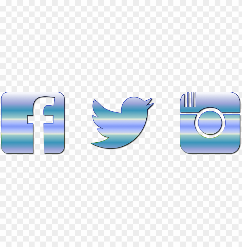 free instagram twitter - facebook twitter instagram icons transparent PNG  image with transparent background | TOPpng