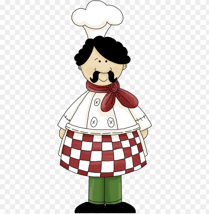 free PNG free italian chef printable for invitations - italian chef clipart free PNG image with transparent background PNG images transparent