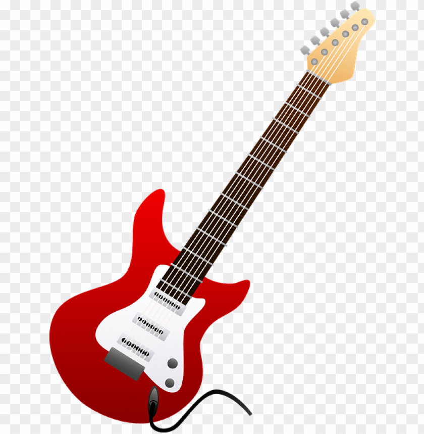 free PNG free photo rock music electric electric guitar guitar - free guitar clipart PNG image with transparent background PNG images transparent