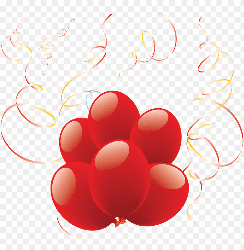 free PNG Download balloon Red Group png images background PNG images transparent