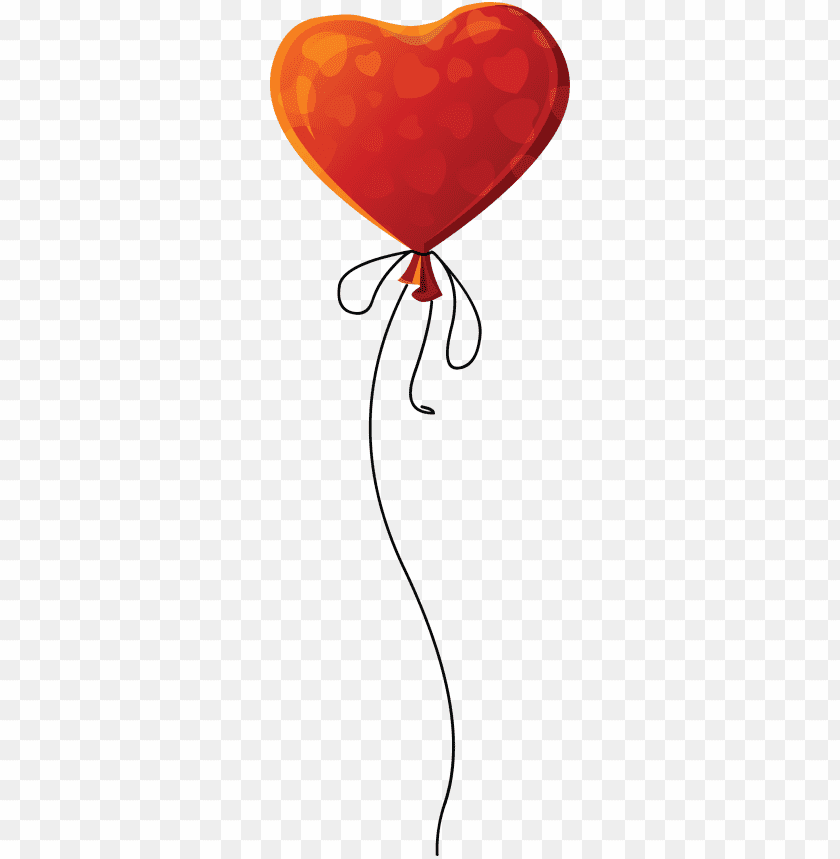 free PNG Download Balloon Single Heart png images background PNG images transparent