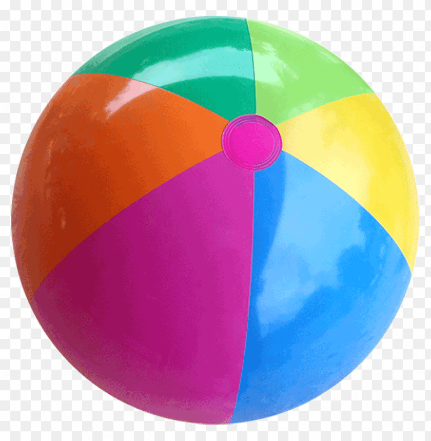 free PNG Download Beach Ball Purple Orange Blue png images background PNG images transparent