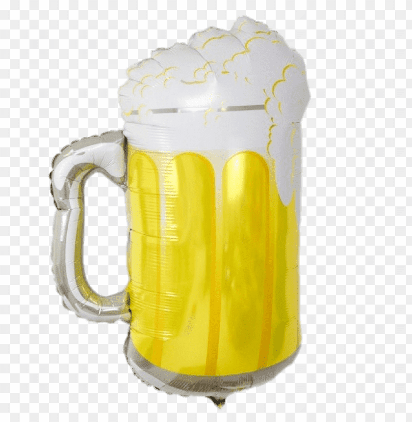 Download Beer Mug Balloon png images background@toppng.com