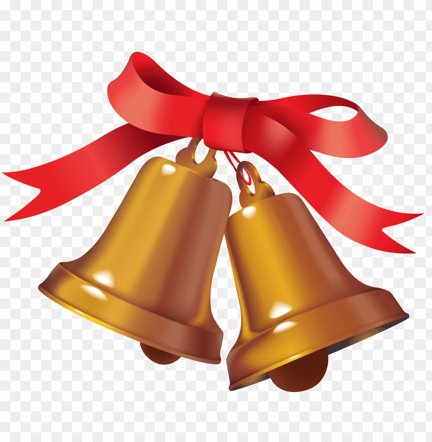 free PNG Download Bell Duo Christmas png images background PNG images transparent