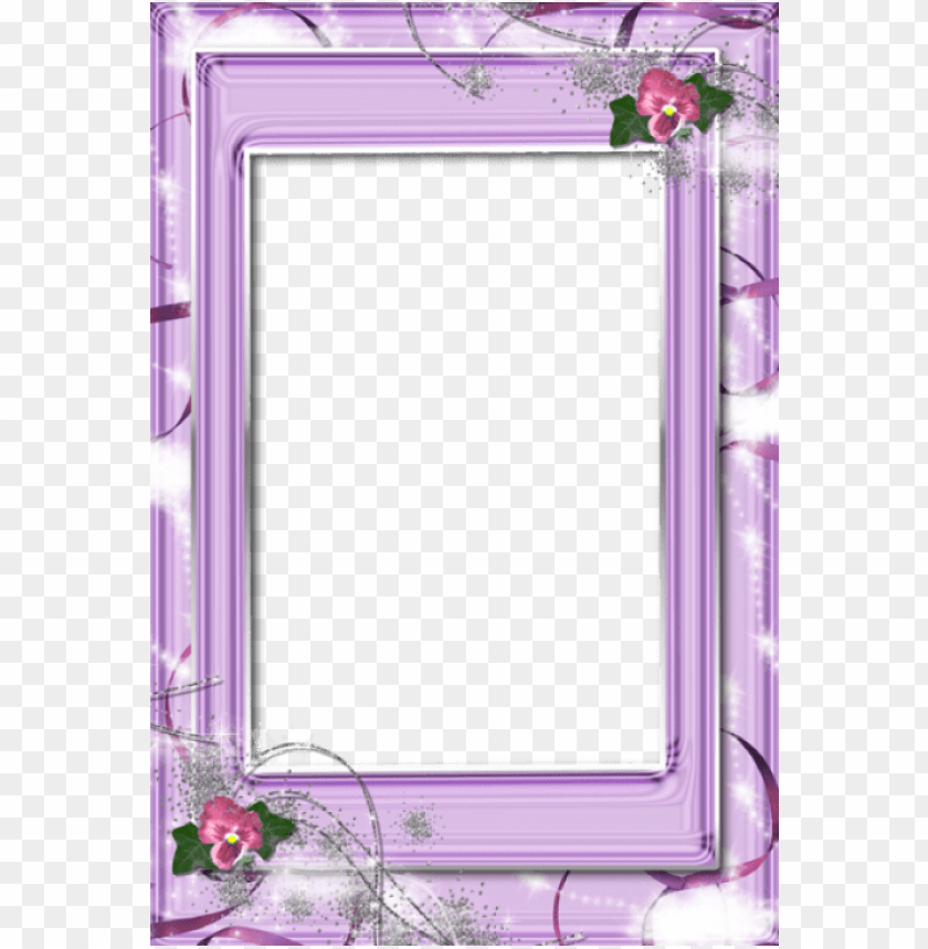 free PNG free png best stock photos transparent violet png frame - background frame with flowers PNG image with transparent background PNG images transparent