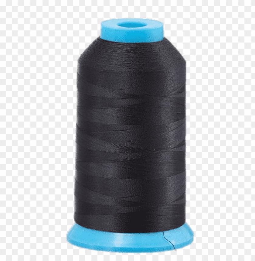 free PNG Download Bobbin Of Black Thread png images background PNG images transparent