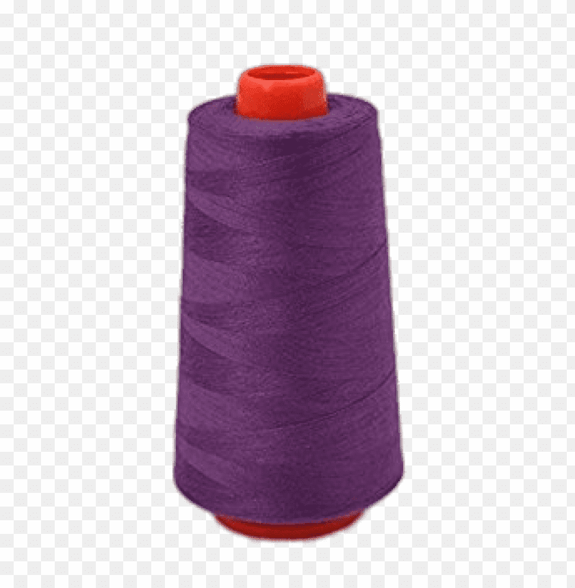 free PNG Download Bobbin Of Purple Thread png images background PNG images transparent