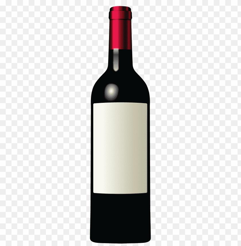 free PNG Download Bottle Wine Red Whitelabel png images background PNG images transparent