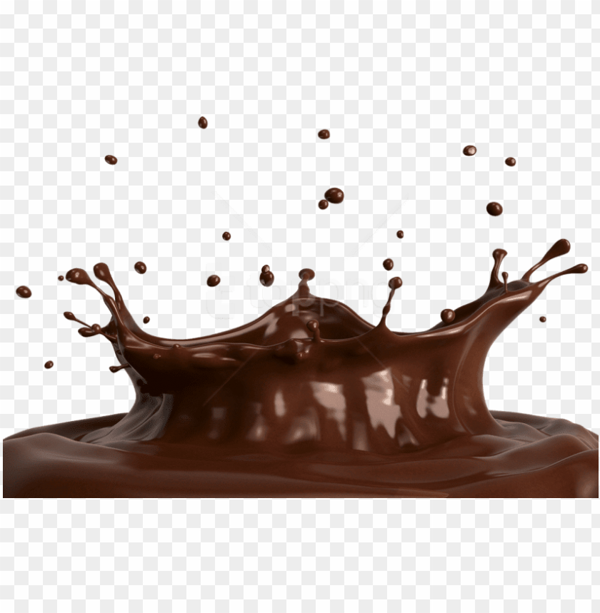 free PNG free png chocolate splash png pic png images transparent - explosion de chocolate PNG image with transparent background PNG images transparent