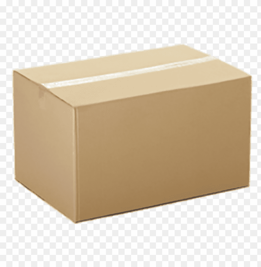 free PNG Download Closed Cardboard Box png images background PNG images transparent
