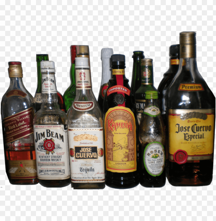 free PNG Download Collection Of Alcohol Bottles png images background PNG images transparent