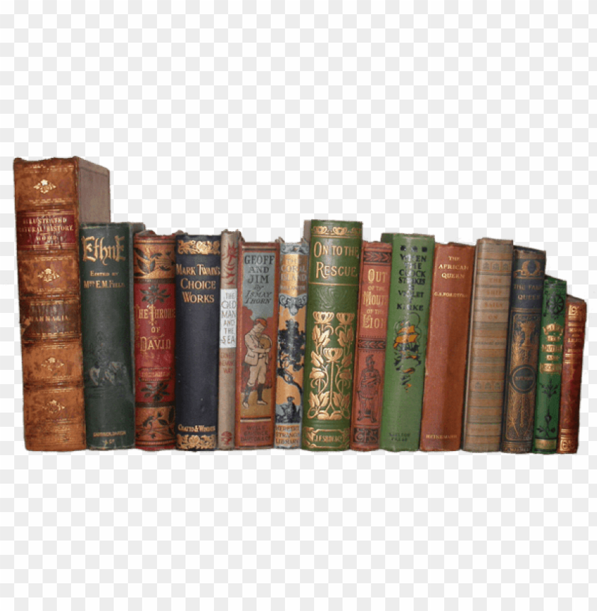 free PNG free png collection of old books png images transparent - books in library PNG image with transparent background PNG images transparent