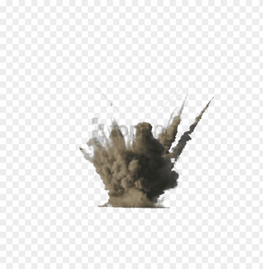 free PNG free png dirt explosion png image with transparent - explosion war PNG image with transparent background PNG images transparent