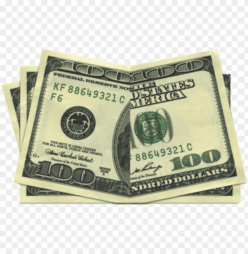 free PNG free png download 100 dollar bill png images background - 100 dollar bill drop cards PNG image with transparent background PNG images transparent