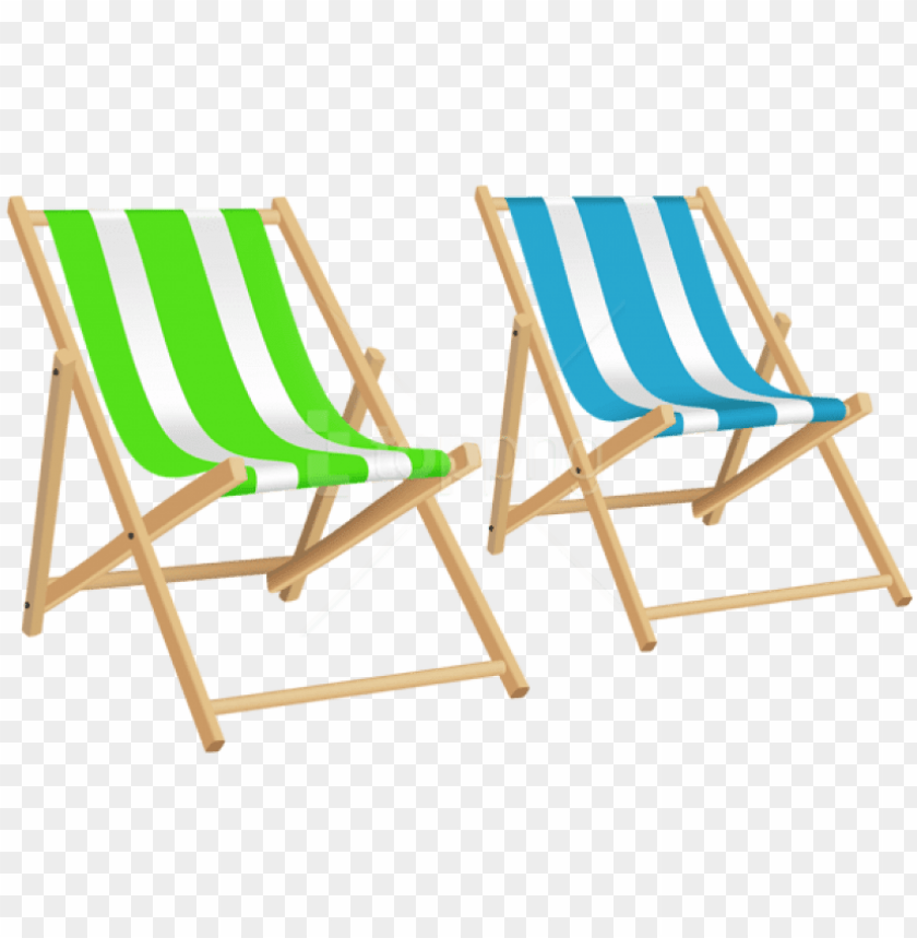 free PNG free png download beach chairs png clipart png photo - beach chairs clip art PNG image with transparent background PNG images transparent
