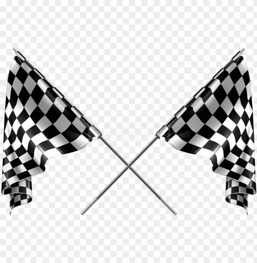 Free Png Download Checkered Flags Clipart Png Photo Transparent Race Flag Png Image With Transparent Background Toppng
