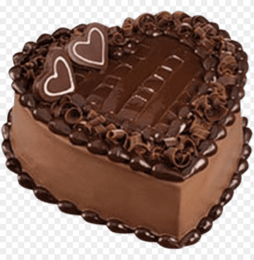 free PNG free png download chocolate heart cake png images background - chocolate cake in heart shape PNG image with transparent background PNG images transparent