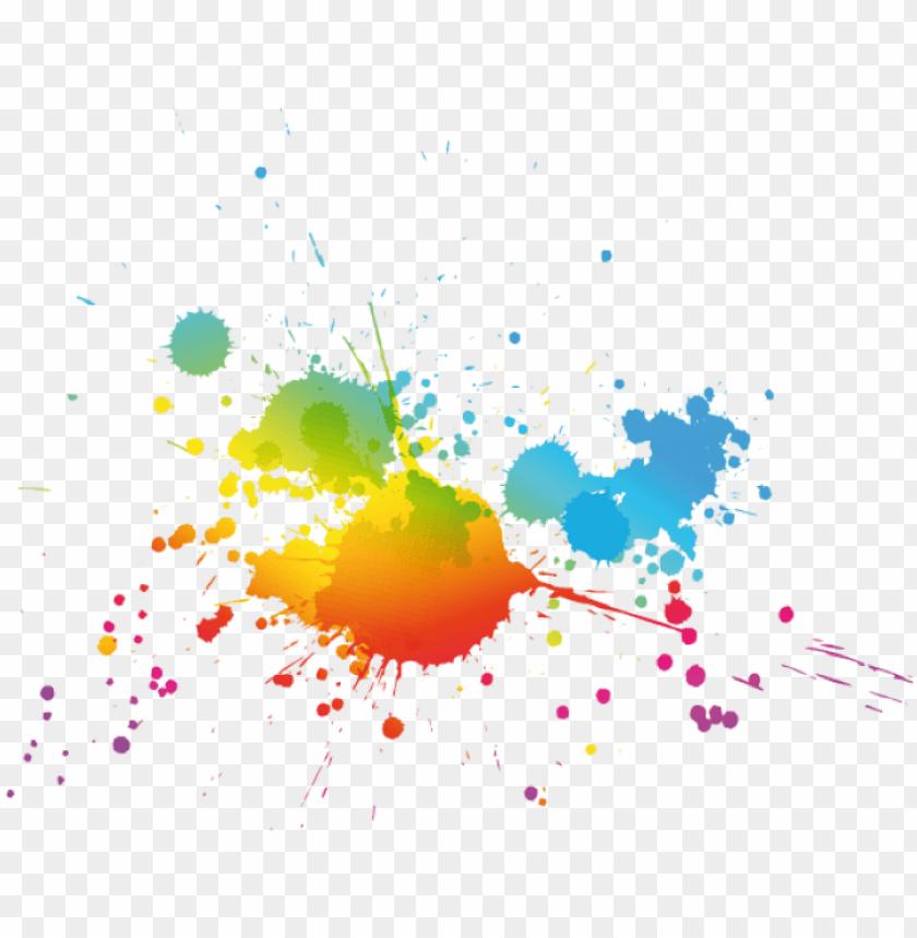 free PNG free png download color splash png png images background - oil paint splash PNG image with transparent background PNG images transparent