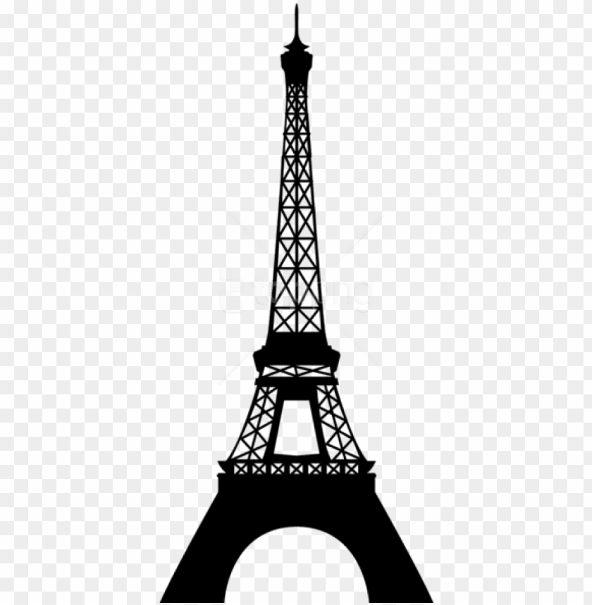 free PNG free png download eiffel tower silhouette transparent - eiffel tower silhouette transparent background PNG image with transparent background PNG images transparent