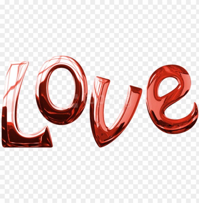 free PNG free png download love red transparent png images background - transparent background valentines day clipart PNG image with transparent background PNG images transparent