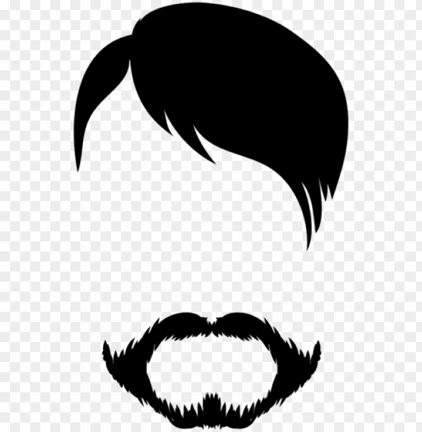 free PNG free png download male hair and beard png clipart png - png images background hd PNG image with transparent background PNG images transparent