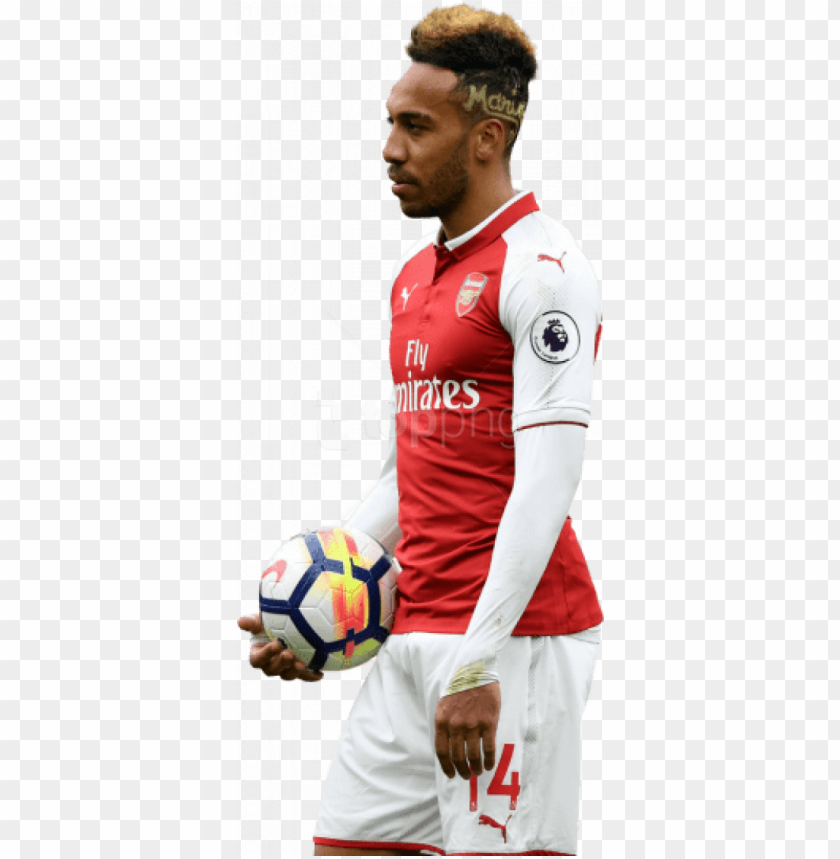 free PNG free png download pierre-emerick aubameyang png images - pierre emerick aubameyang PNG image with transparent background PNG images transparent
