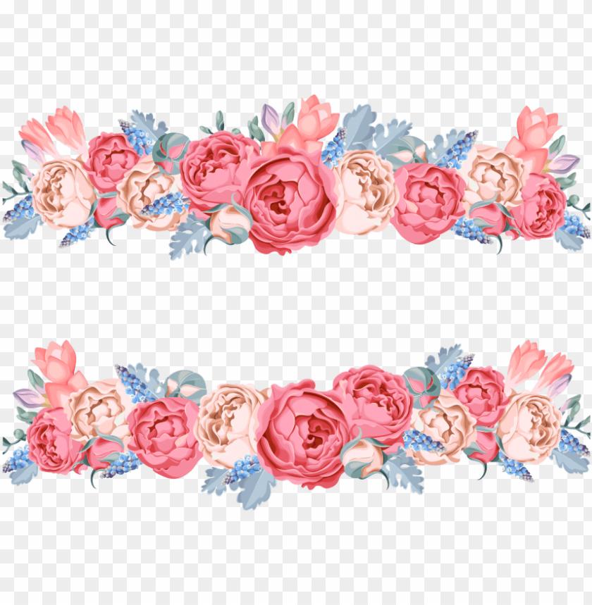 free PNG free png download pink flower vector png images background - flower vector design PNG image with transparent background PNG images transparent