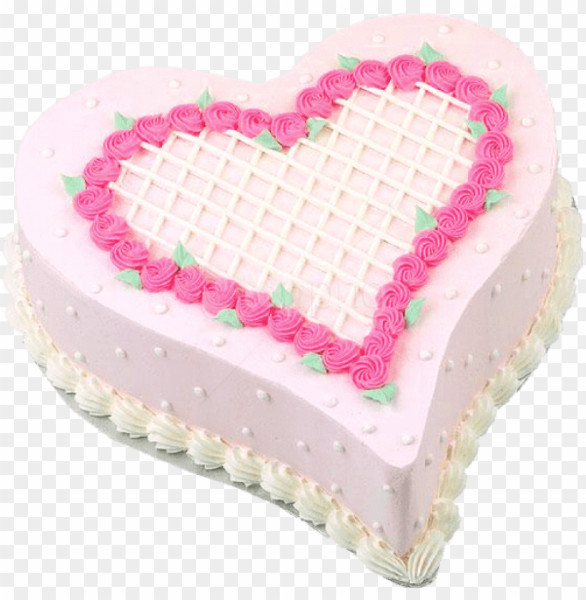 free PNG free png download pink heart cake png images background - heart shape pineapple cake PNG image with transparent background PNG images transparent