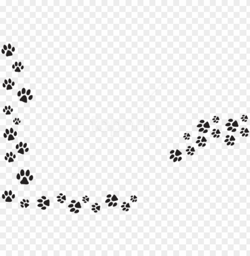 free PNG free png download series of paw prints png images background - transparent background paws PNG image with transparent background PNG images transparent