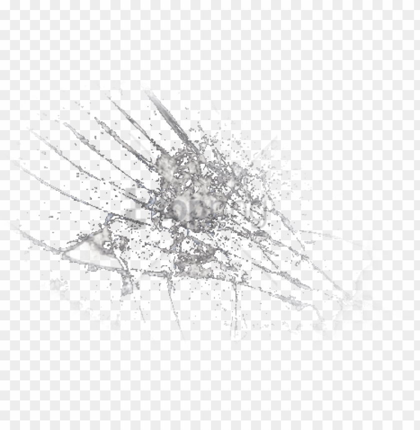 free PNG free png download shattered glass effect png png images - glass crack transparent PNG image with transparent background PNG images transparent