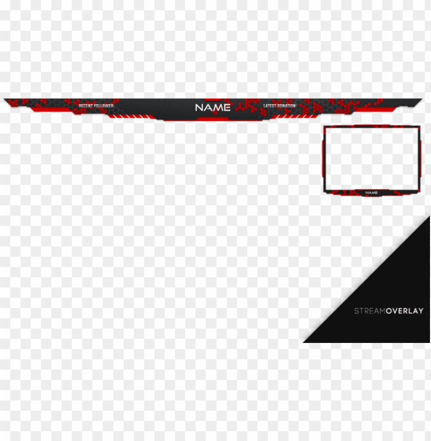 free PNG free png download stream overlay red png images background - png for stream overlays PNG image with transparent background PNG images transparent