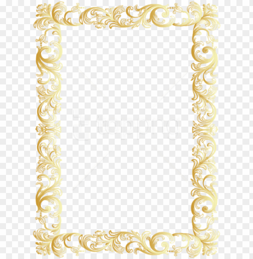 free png download vintage border frame clipart png - vintage border frame hd png vintage PNG image with transparent background@toppng.com