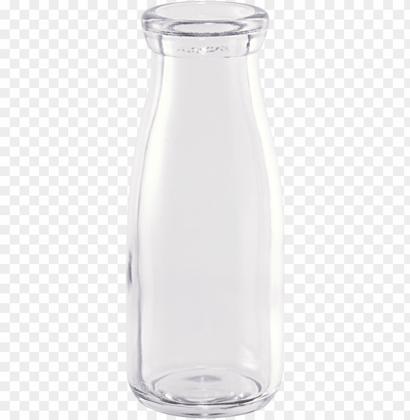 free PNG free png empty milk glass bottle png images transparent - زجاجة PNG image with transparent background PNG images transparent