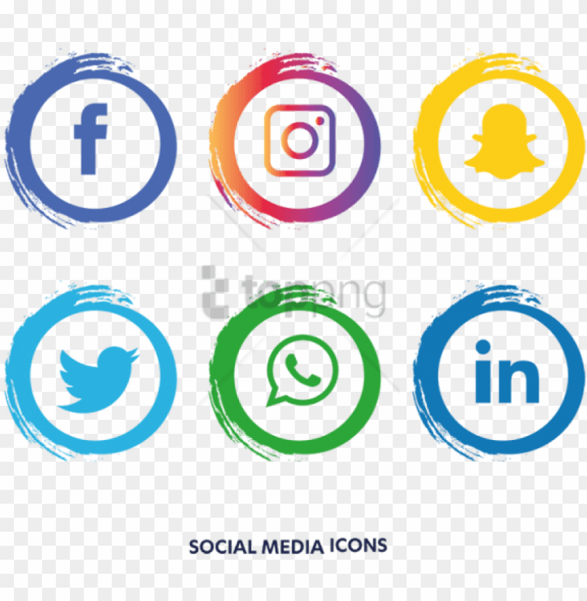 free PNG free png facebook instagram whatsapp png image with - transparent background social media icons PNG image with transparent background PNG images transparent
